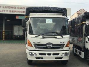 xe tải hino FC 6.5 tấn giá tốt