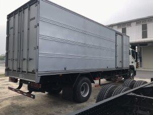 Xe thùng kín tải 9.1 tấn thaco auman C160 mới nhất
