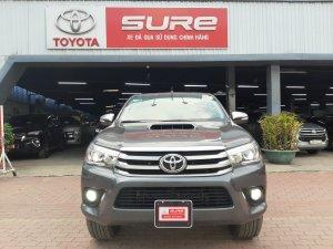 Toyota Hilux sản xuất năm 2015 Số tự động Dầu diesel