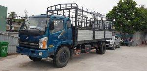 Giá xe tải chiến thắng 7.2 tấn ga cơ thùng bạt | Giá thanh lý