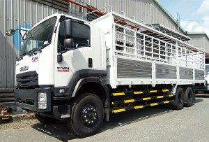 xe tải ISUZU dòng F giá cực mềm