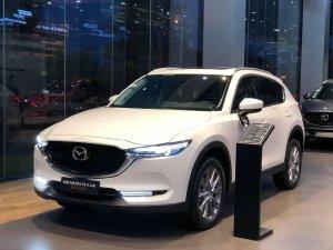 Bán Mazda NEW CX5 2020, trả trước 240 triệu nhận xe, mỗi tháng trả ngân hàng 12 triệu