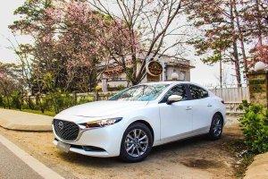 Bán New Mazda 3 Luxury, trả trước 210 triệu nhận xe, hỗ trợ thủ tục vay ngân hàng nhanh chóng