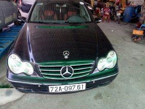 MERCEDES Benz đời 2001 số tự động