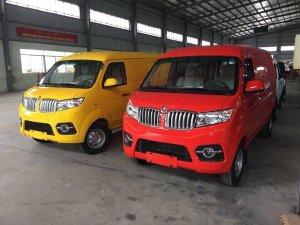 Xe tải DongBen 5 chỗ - cam kết tặng 100% trước bạ - Vay cao