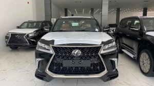Bán Lexus LX 570 Super Sport sản xuất 2020, nhập trung đông và Mỹ, xe giao ngay,giá tốt nhất thị trường.