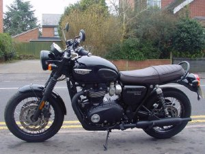 Triumph Bonneville T120 NEW 100%