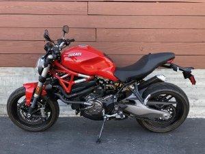 Ducati Monster 821 NEW 100%