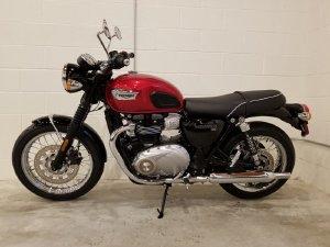 Triumph Bonneville T100 NEW 100%