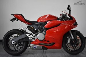 Ducati 899 Panigale NEW 100%