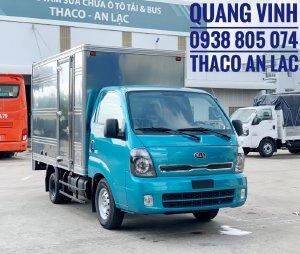 Bán Xe Tải 1 Tấn 9 - Thaco Kia K200 - Động Cơ Hyundai - Thay Thế K2700 & K3000