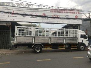 Xe tải thùng bạt dài 8m giá rẻ MIỀN NAM | faw 8 tấn thùng dài 8m 2020 Bình Dư