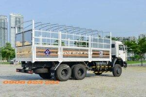 Kamaz 53229   Bán tải thùng  Kamaz 14 tấn tại Bình Dương