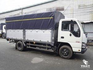 Bán xe ISUZU 1 tấn 9 thùng bạt giá tốt/ Giá xe tải isuzu/ ISUZU 1T9 giá rẻ