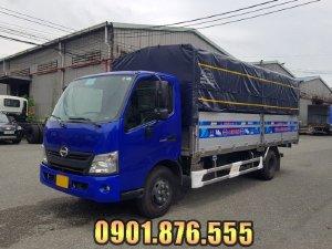 Xe tải Hino XZU730L thùng dài 5m6 có sẵn hỗ trợ ngân hàng 80%, giao nhanh