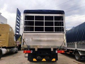 Giá bán xe tải faw 8 tấn thùng dài 8m | xe tải vận chuyển hàng hóa palet, nệm