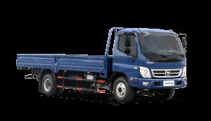 Giá xe tải THACO OLLIN720.E4 7 tấn thùng 6m2 tại bình định
