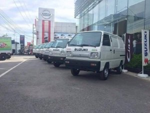 Suzuki Blind Van Nhỏ Mà Có Võ