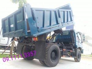 Xe Ben thaco FD850 tải trọng 7 tấn 8 tại hải phòng