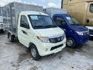 Xe tải thùng kín dưới 1 tấn l xe kenbo 900kg