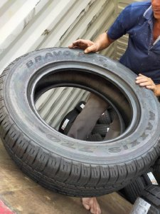Lốp 255/60r18 maxxis cho xe everest