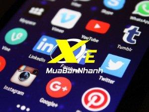 Mua bán xe tải MuaBanNhanh với các mạng xã hội khác