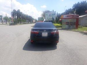 Bán xe Camry đen 2.5 Q 2017 xe dùng kỹ, bao kiểm tra