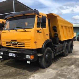 Xe Kamaz 65115 vat nhập khẩu từ Châu Âu