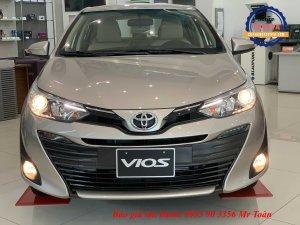 Toyota Vios 2020 - Khuyến Mãi 15 Triệu - Nhận Xe Ngay Chỉ Cần 130 Triệu.