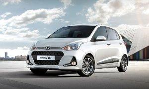 Hyundai i10 giá chỉ còn hơn 300tr