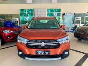 Suzuki Xl7 Màu Cam - Không Chỉ Đẹp Mà Còn Rộng Rãi Thoải Mái Nhất Phân Khúc