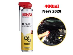 Dung Dịch Bảo Quản Chống Rỉ Sét Sonax MOS 2 Oil 339400 400ml New 2020-339400