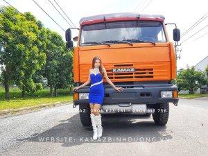 Bán Xe bồn xăng dầu Kamaz 23m3 tại  Bình Dương, Thành Phố Hồ Chí minh & Bình Phước