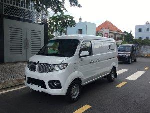 Xe tải Dongben Van 2 chỗ ngồi 930 kg - Vào thành phố không cấm giờ.