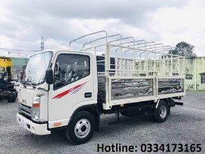 Xe Tải JAC n200 1t9 thùng dài 4m3 động cơ isuzu