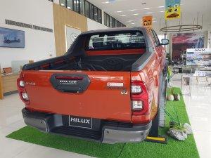Toyota Hilux sản xuất năm 2020 Số tự động Dầu diesel