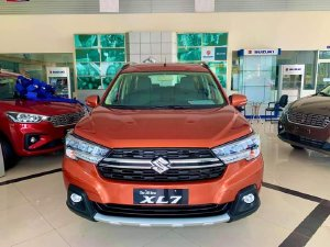 Suzuki Xl7 Suv 7 Chỗ 2020 Màu Cam Siêu Hot