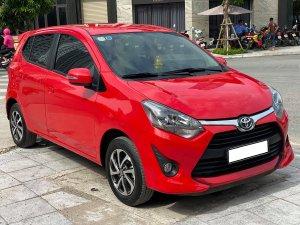 Gia đình cần bán xe TOYOTA Wigo 2019, số tự động, màu đỏ