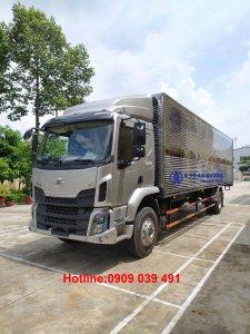 Xe Chenglong C180 thùng siêu dài 9m7