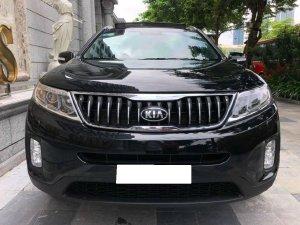Cần bán xe Kia Sorento 2019, số tự động, máy dầu, bản full DATH, màu đen