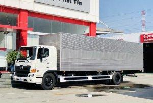 xe tải hino 8 tấn thùng dài giá tốt khuyến mãi 14.000.000