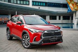 Cần bán rất gấp xe Toyota Cross 1.8g đời 2020 | giá siêu ưu đãi