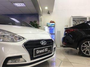 Hyundai i10 giá tốt dịp cuối năm, giảm 50% thuế trước bạ + tiền mặt