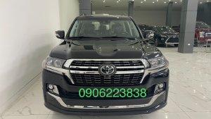 Bán Toyota Land Cruiser 4.5 máy dầu 2021, bản mới và cao cấp nhất, xe có sẵn giao ngay.