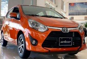 Giá xe Toyota Wigo lăn bánh & khuyến mãi mới nhất