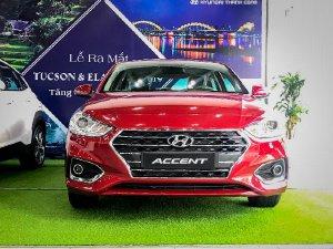 Bảng giá xe Hyundai Accent lăn bánh & khuyến mãi mới nhất