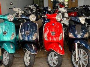 Chợ xe máy cũ Hà Nội - Top 10 cửa hàng xe máy cũ uy tín tại Hà Nội