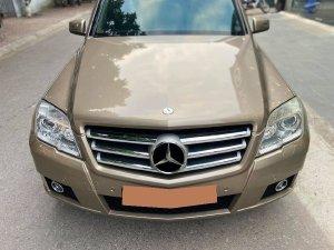 Xe đẹp nhà cần bán GLK280 2010 AT, màu vàng