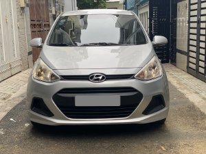 Mình cần bán Hyundai I10 2016 số sàn màu bạc Nhập Ấn