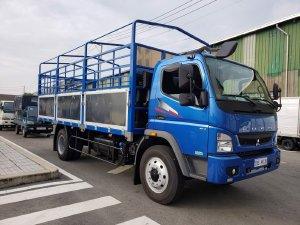 Xe tải Nhật nhập - Fuso FI170L tải 8,2 tấn thùng dài 6m9